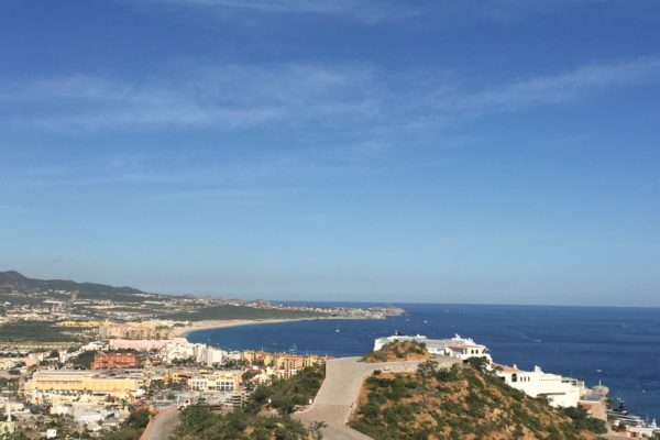 Hilltop Ocean View Lot at Pedregal
