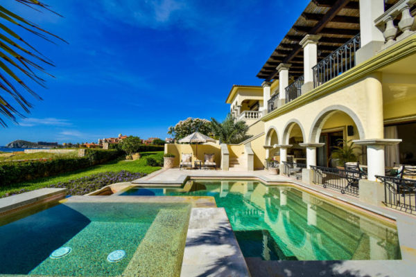 Oceanfront Villa Canario at Cabo Del Sol- HOT Deal !!!!